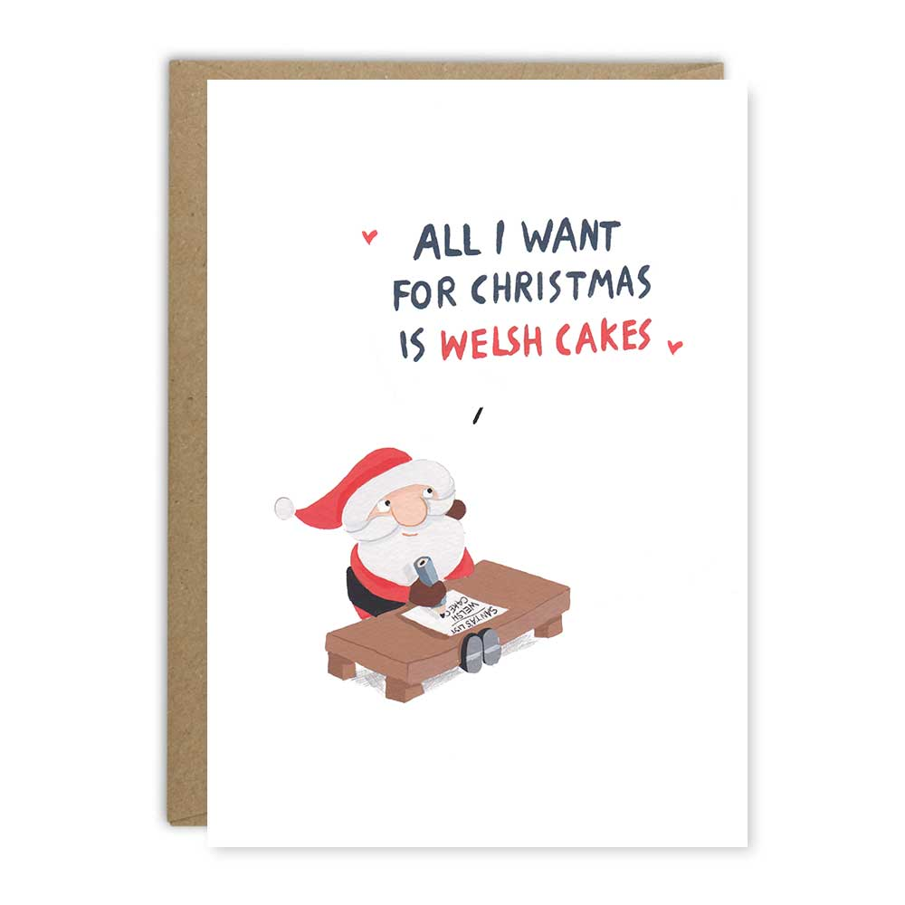 All i want for christmas is welsh cakes greetings from sarah all i want for christmas is welsh cakes m4hsunfo